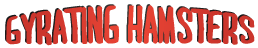 Gyrating Hamsters Logo